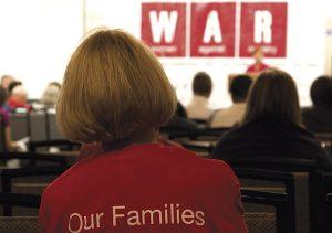 Vicki Henry & WAR