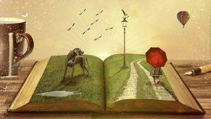 Imaginative book image