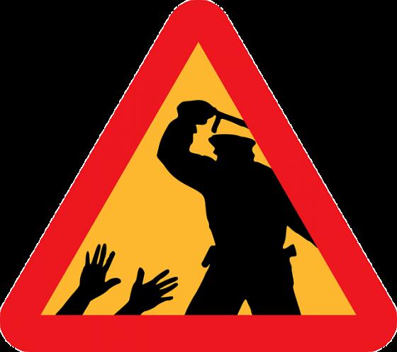 police britality