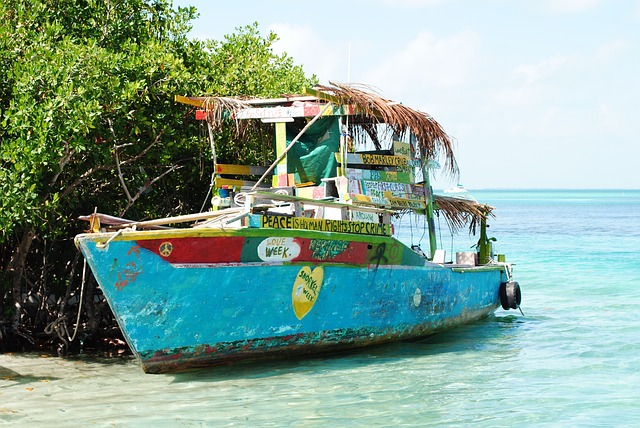 Belize peace boat