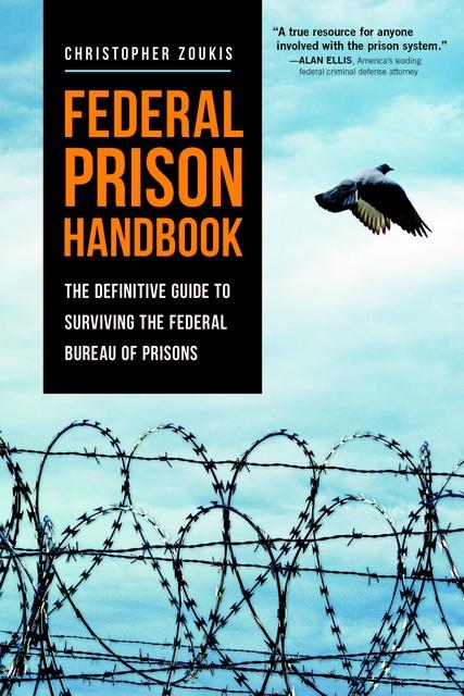 Federal Prison Handbook jacket image