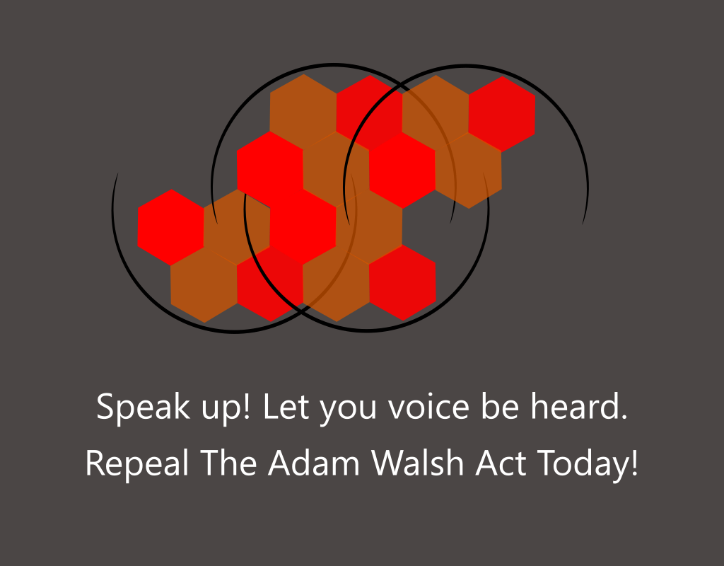 Repeal Adam Walsh Act