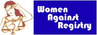 Women Against Registry logo