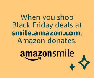 Amazon.com Smile donations